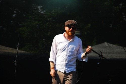 #2 Alex Clare concert - Summer Well Festival @ Domeniul Stirbey (near Bucharest), 14th of August, 2011