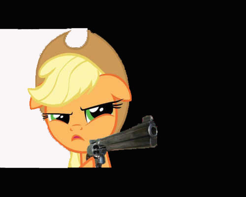 Scarface pony (old stuff)
