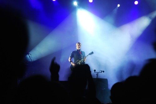 #11 Editors Summer Well Festival @ Domeniul Stirbey (near Bucharest), 14th of August, 2011