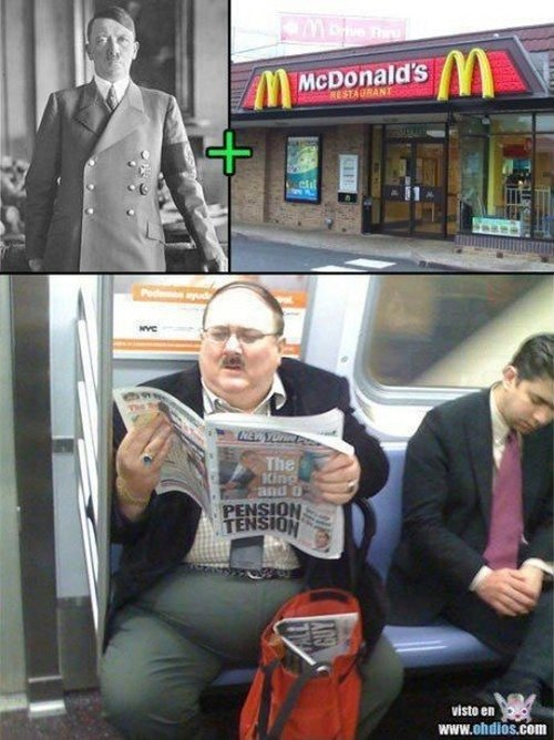 The real downfall of Hitler.