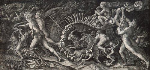 """the witch's procession"" (marcantonio raimondi)"
