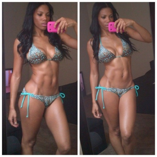 "getfitwithnic:   How to get ""Beach Body"" ready for the summer Hey Ladies,  You have 4month to get that Body Right and Tight for the Summer.. Can you do it? I have an ALL CARDIO workout for you 1min invisible Jump Rope 2X 40 Lunge Jumps 2X 35sec Swimmers  1X 65 Mountain Climbers Do any Crunch of your choice (For Abs)  1X 35 Shuffle Punches (All workouts are demostrated on youtube) GOODLUCK!!!!"