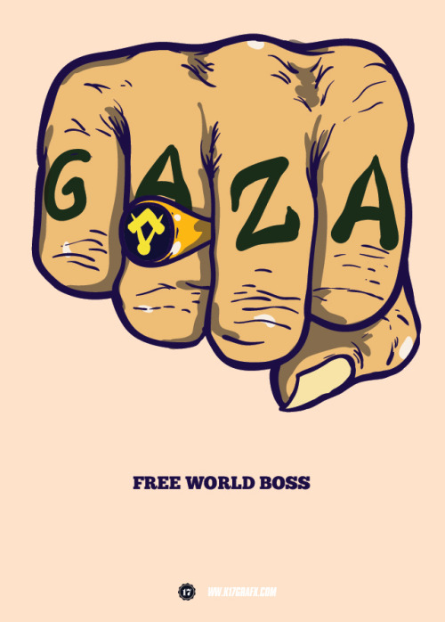 #FreeWorldBoss Illustration by The Pharaoh