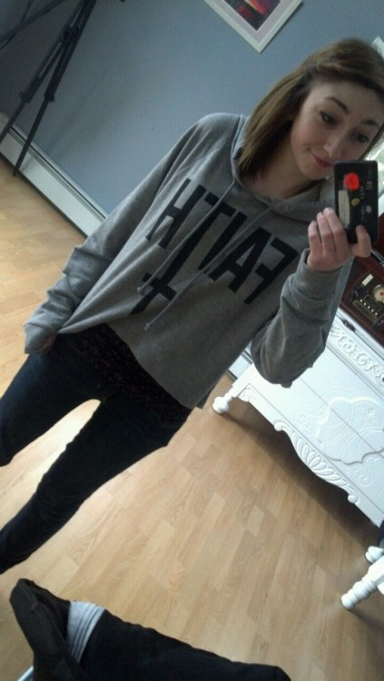 Satan hoodie swag. No faith
