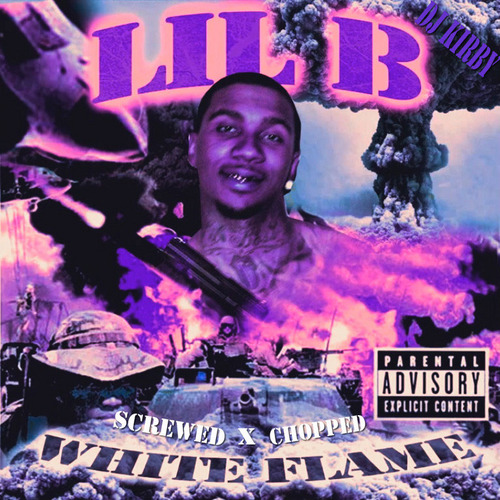 DOWNLOAD: Lil B - White Flame (Chopped and Screwed by DJ Kirby)