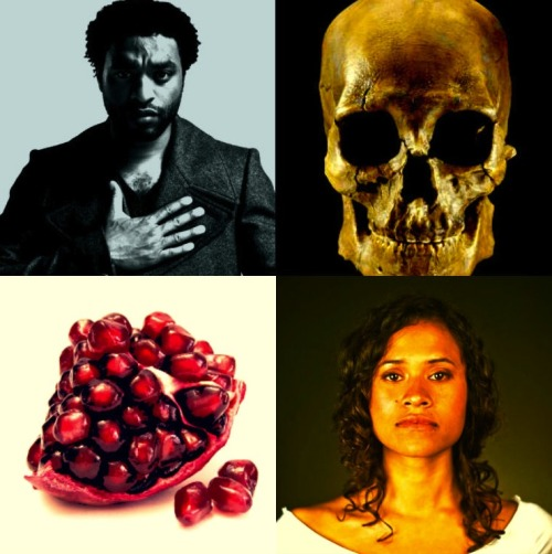 Hades and Persephone Dreamcast: Chiwetel Ejiofor and Angel Coulby