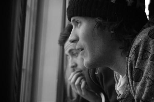 DOUGIE POYNTER & DANNY JONESPhoto taken by Tom Fletcher