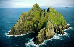 Skellig Michael (Sceilig Mhichíl), County Kerry, Ireland