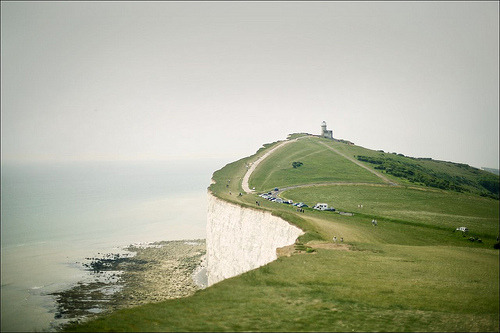 emmafatty:  Beachy Head (by Nada*)