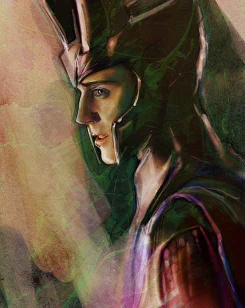 Loki Laufeyson. The God of Mischief.By~ lok1laufeyson
