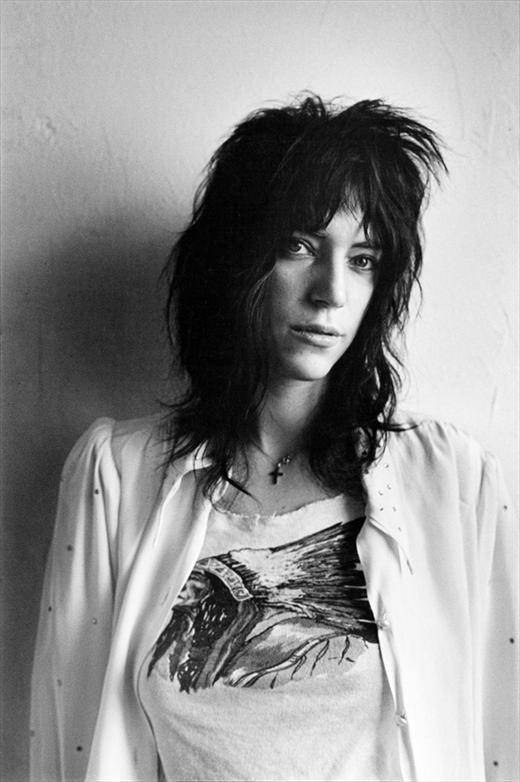 Style Icon - Patti Smith