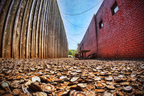 Bottle Cap Alley, College Station, TX