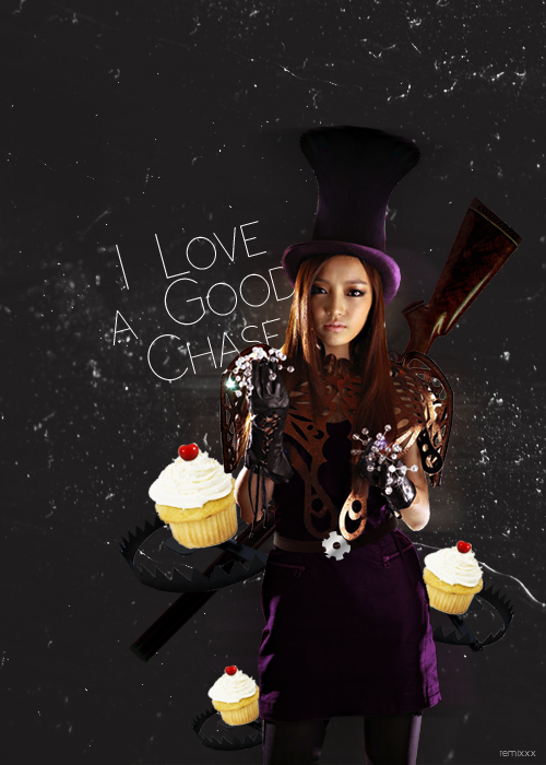 Hara as Caitlyn - The Sheriff of Piltover