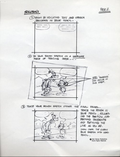 americanninjax:  I love these notes. Old school disney animation guides had the same rules for storyboarding and it's all very very true.  Definitely some helpful hints in here for story boarding as well. Plus, just awesome.