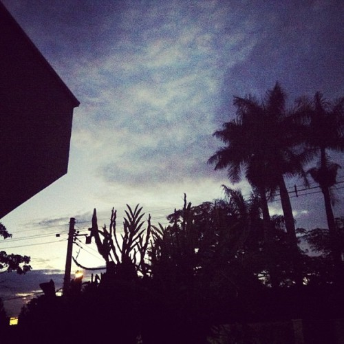 Good Morning!  (Taken with Instagram at Pampulha - Belo Horizonte)
