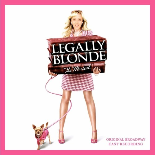 Someone made this for me from the Legally Blonde cast…. OMG its actually so cool hahaha