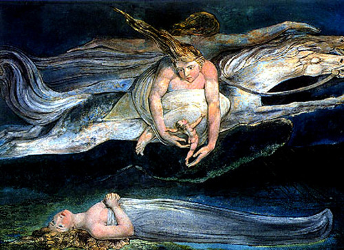 PITY, 1795 - William Blake (1757 – 1827)