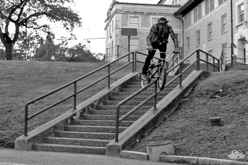 Tony Cardona, crankarm grind, Austin TX. I've been working with Tony filming for an Empire edit the last couple weeks. This is a video grab of what we got today. Coming soon…