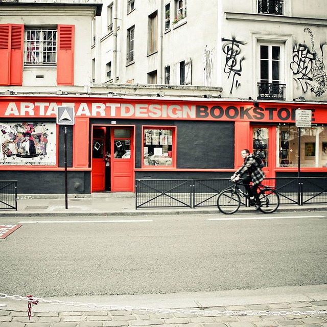Paris, Artazart Design Book Store on Flickr.