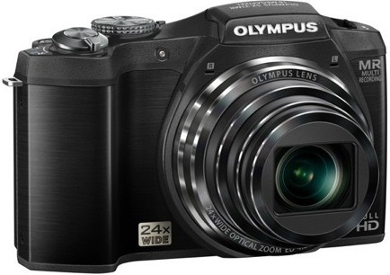 New Olympus SZ-MR