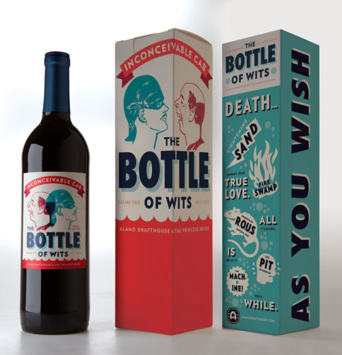 Alamo Wine's The Bottle of Wits by Helms Workshop