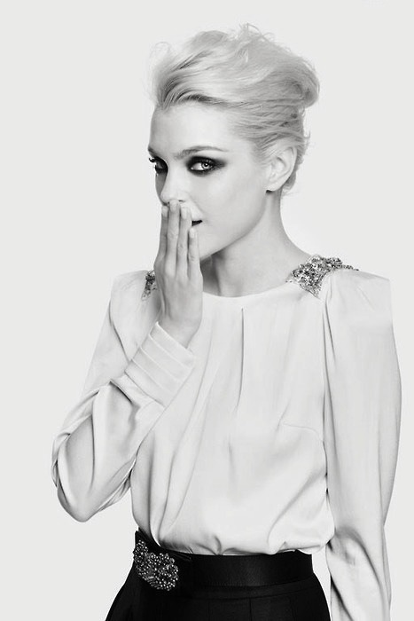BEAUTIFUL Jessica Stam!