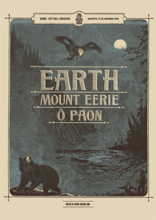 Earth, Mount Eerie, Ô Paon