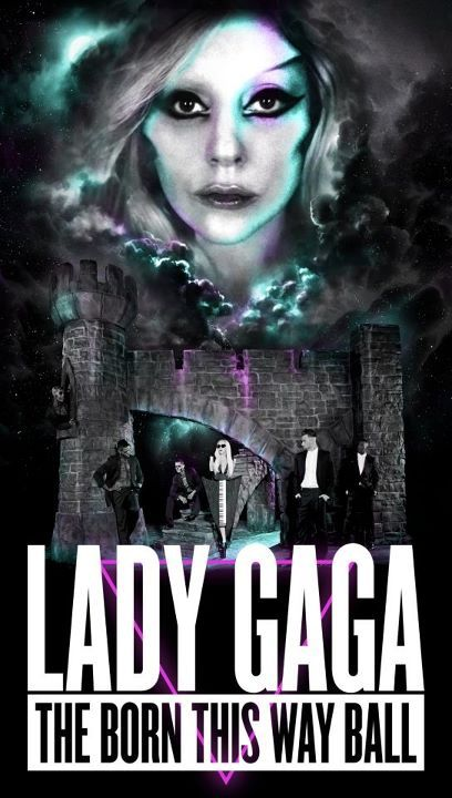 Lady Gagas Born This Way Ball Tour Official Poster <3 Facebook:http://www.facebook.com/gagaofficaldotwebsdotcom Twitter:https://twitter.com/#!/LifeTweets___  Yotube:http://www.youtube.com/user/LifesBestQuotes
