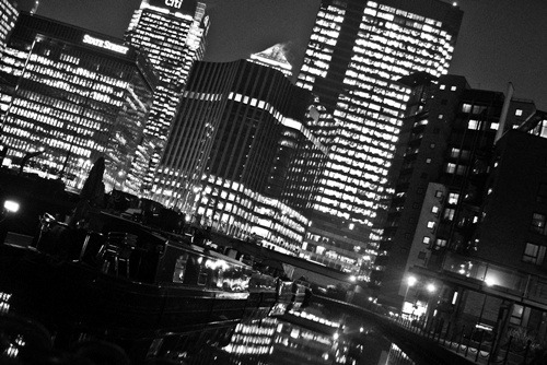 Canary wharf, London One of my works If you want more, visit www.MadeInLt.deviantart.com