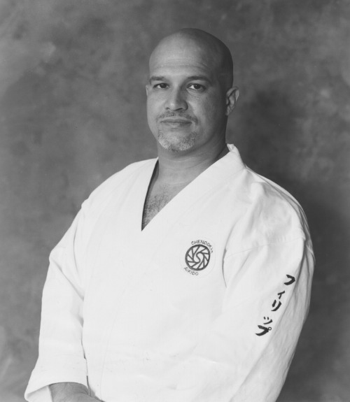 My 1st Aikido Sensei Dr. Philip Chenique of Atemi Ryu Ju Jitsu and Chendokan Aikido