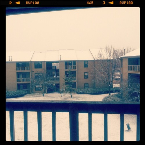 #febphotoaday sun…. Its out there somewhere  (Taken with instagram)