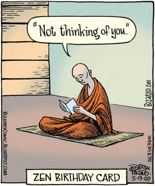 Thank Buddha It's FridayHumor to start your weekend