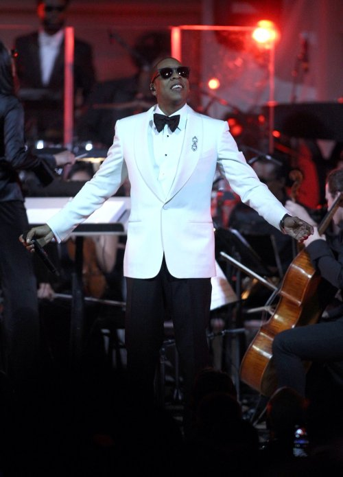 atifkazmi:  Jay-Z in Tom Ford at Carnegie Hall.