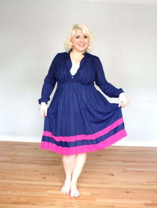 Waiting for Spring. Shop Curvy Vintage!