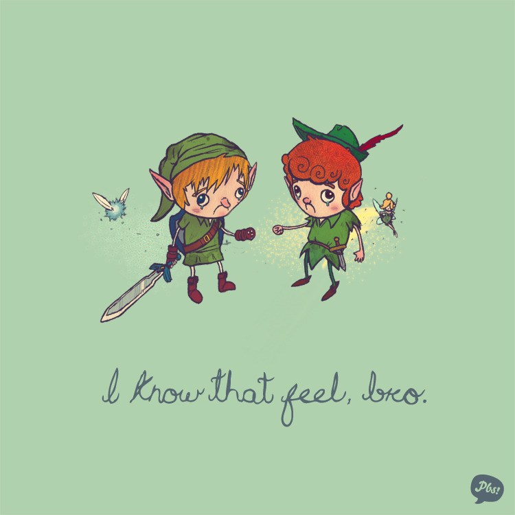 paperbeatsscissors:  Overbearing fairy? I know that feel, bro.