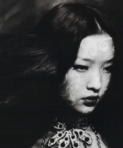 moldavia:  Du Juan in W October 2006 by Paolo Roversi