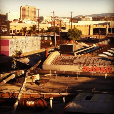 #retna wall from above in the a.m. (Taken with instagram)
