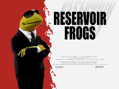 totalfilm:  Kermit the Frog on Quentin Tarantino