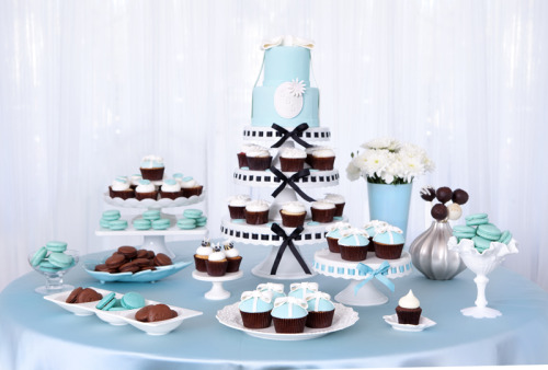 Wedding table by Sweets Bakeshop