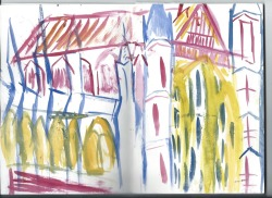 Let's See!  Illustration Brief 1: Winchester Cathedral