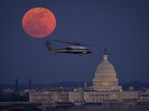 lookhigh:  NASA - Full Moon Over Washington H/T: WaPo