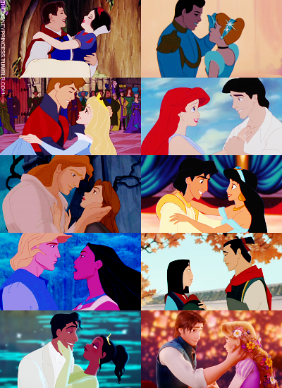 We all dream about having a disney romance :)