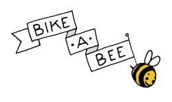 Bike-a-bee is an urban beekeeping movement started by young beekeeper Jana Kinsman in Chicago. She is striving to create a beekeeping community by bringing beehives to clean, green spaces throughout the city cared for by her on her bike…sounds pretty awesome to me! With her plan recently funded by Kickstarter, the movement is a go! I look forward to watching the project progress and eventually flourish, helping the bees bee well!
