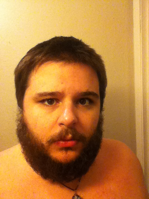 I finally trimmed for the first time since November. I feel dirty.