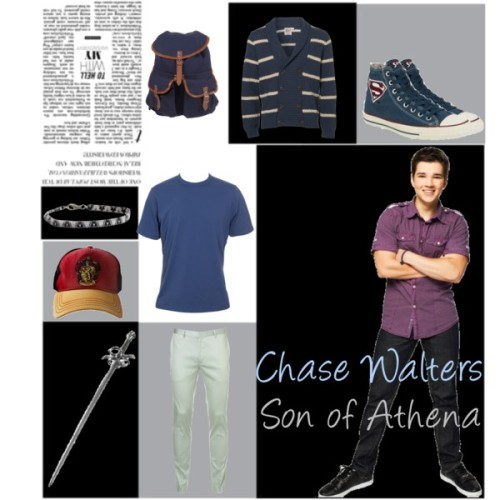 Chase Walters by kittytwilight