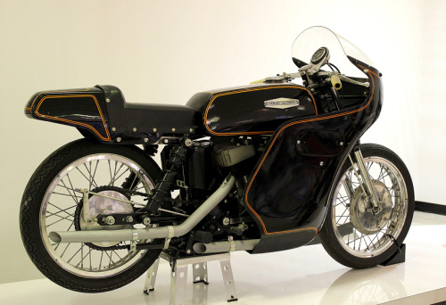 An Unlikely Harley? Motorcyclepedia's 1962 Harley-Davidson KRTT Racer