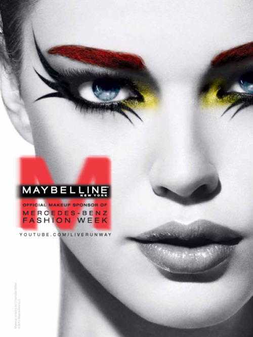 New York Fashion Week starts tomorrow and Maybelline NY is the official beauty sponsor! From the runway to you; Maybelline NY is giving you front row access! Which Maybelline product is catwalk worthy?