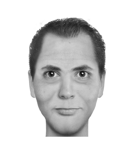 Humbert Humbert as a police composite sketch. thecomposites:  Humbert Humbert, Lolita, Vladimir Nabokov Gloomy good looks…Clean-cut jaw, muscular hand, deep sonorous voice…broad shoulder…I was, and still am, despite mes malheurs, an exceptionally handsome male; slow-moving, tall, with soft dark hair and a gloomy but all the more seductive cast of demeanor.