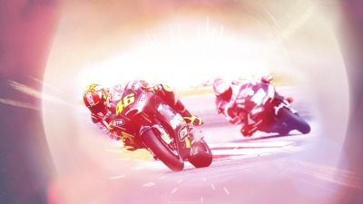 Valentino Rossi & Nicky Hayden wallpaper by KurtMurder