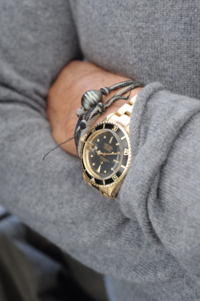 watchanish:  Rolex 'Nipple' dial 1680/8 (That is the actual term for it, honest!)